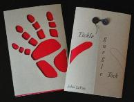 Tickle gurgle Tock, art / poetry book